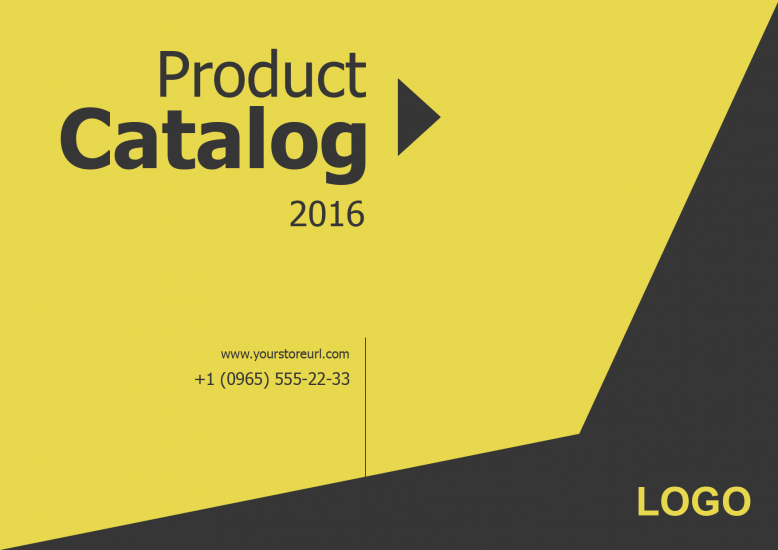 5.1. ToolKit LookBook Free Template - Cover