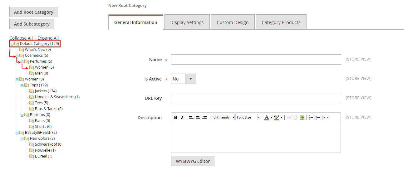 How to Import Categories to Magento 2