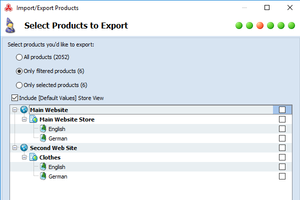 Change Product Position in Category in Magento 2 via Import/Export