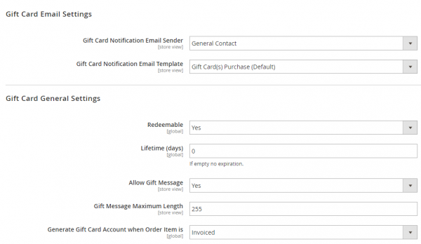 configure-magento-2-gift-card-informaition-settings