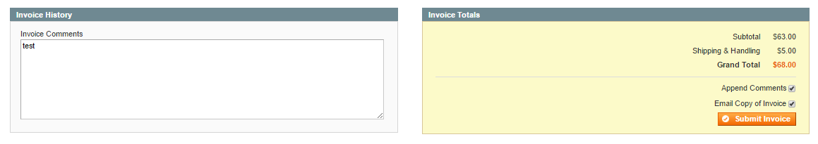 How to Generate Magento Invoices for Orders