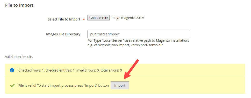 How to Import Product Images to Magento 2 via Admin
