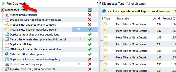 How to Run Magento SEO DIagnostics