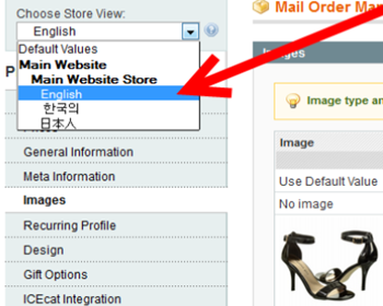 The Procedure of Magento Images Import And Its Pitfalls