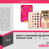 1.4. Fasion / Makeup LookBook Free Template - Product 2
