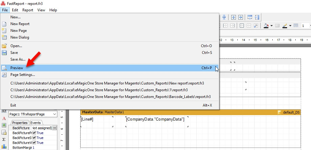 Create Custom Reports sccm 2012