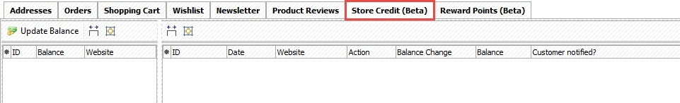 magento 2 customer store credit