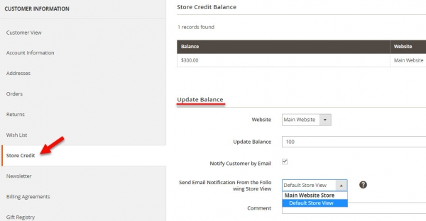 magento-2-store-credits-backend