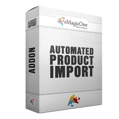 Magento Automated Product Import