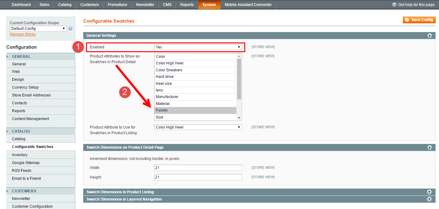 Magento Swatch Images Do Not Work? Here Are Things To Be Checked