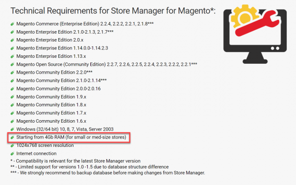 check-technical-requirements-of-store-manager
