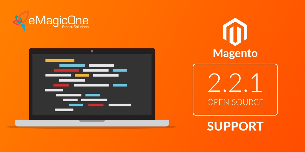 magento 2.2.1 open source support