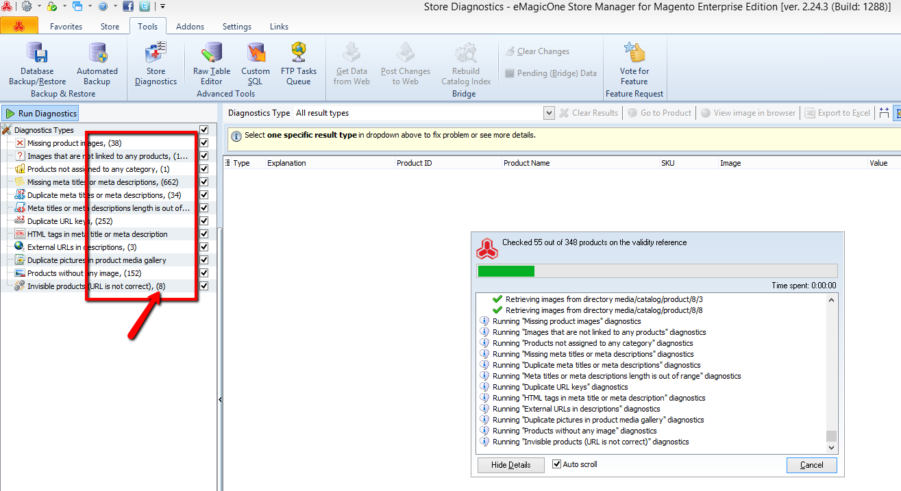 Store Manager version 2.24.3.1288