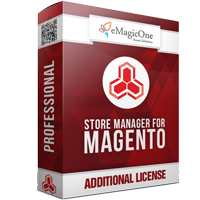 Store manager for Magento - Professional Edition - Additional License