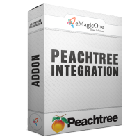 Peachtree Integration Addon for Magento Store Manager
