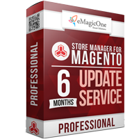 Store Manager for Magento Professional Edition Update Service - 6 months