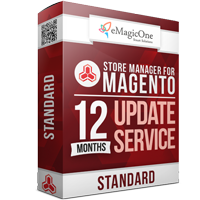 tore Manager for Magento Standard Edition Update Service - 12 months