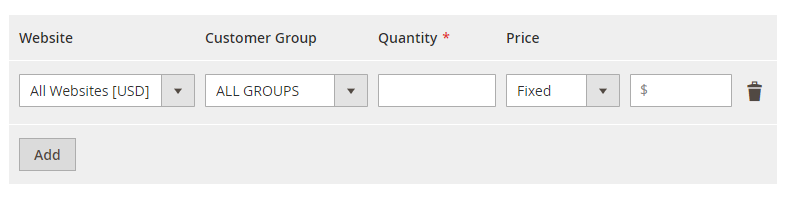 Set up Magento 2 group pricing
