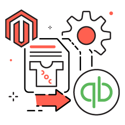 Export products from Magento to QuickBooks