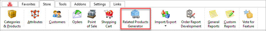 Magento Related Product Generator Tool
