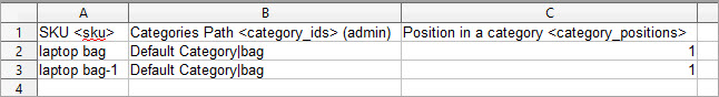 Change positions File Example