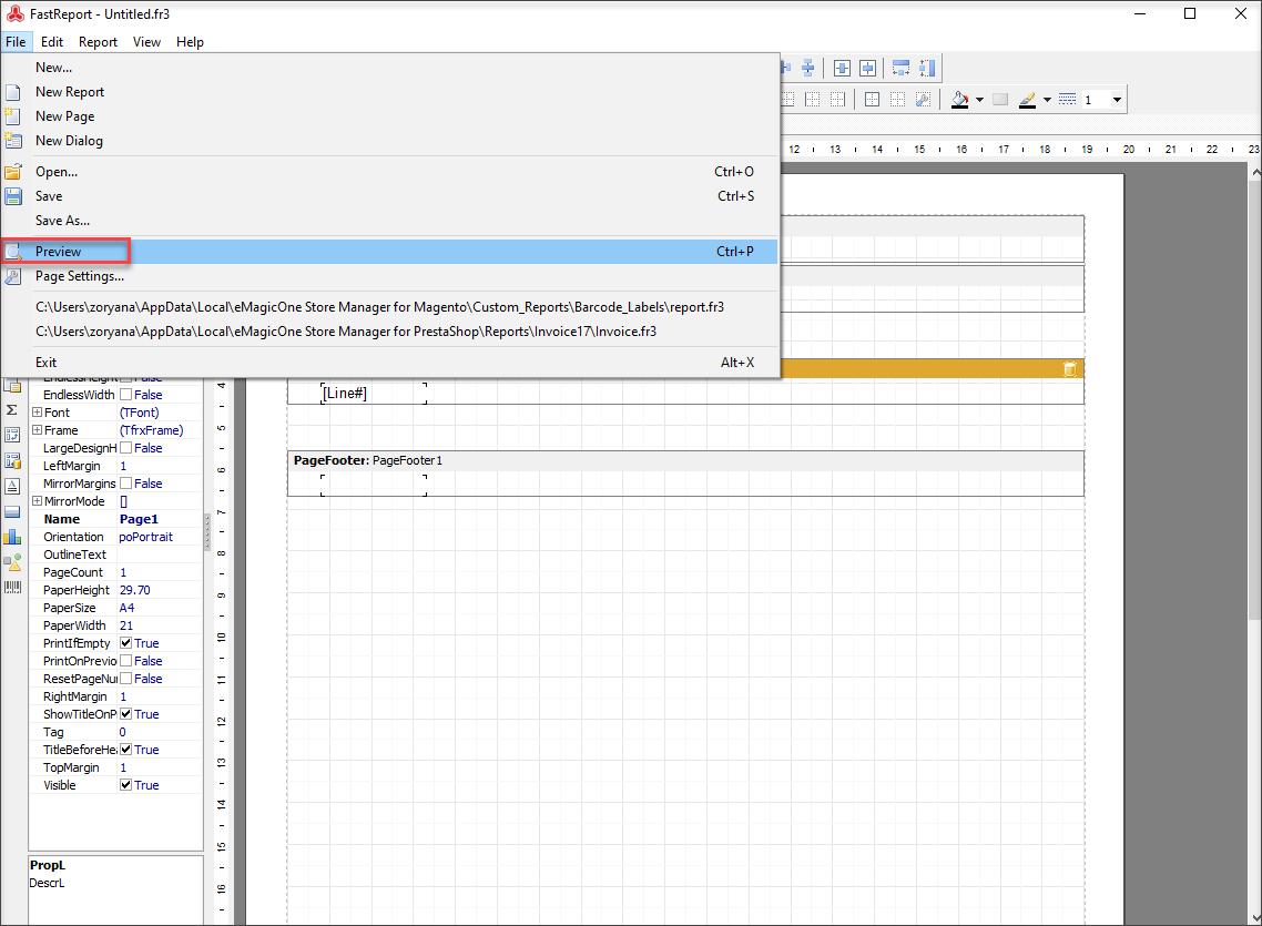 Magento 2 Custom Reports